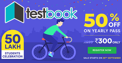 Testbookj Pass Offer