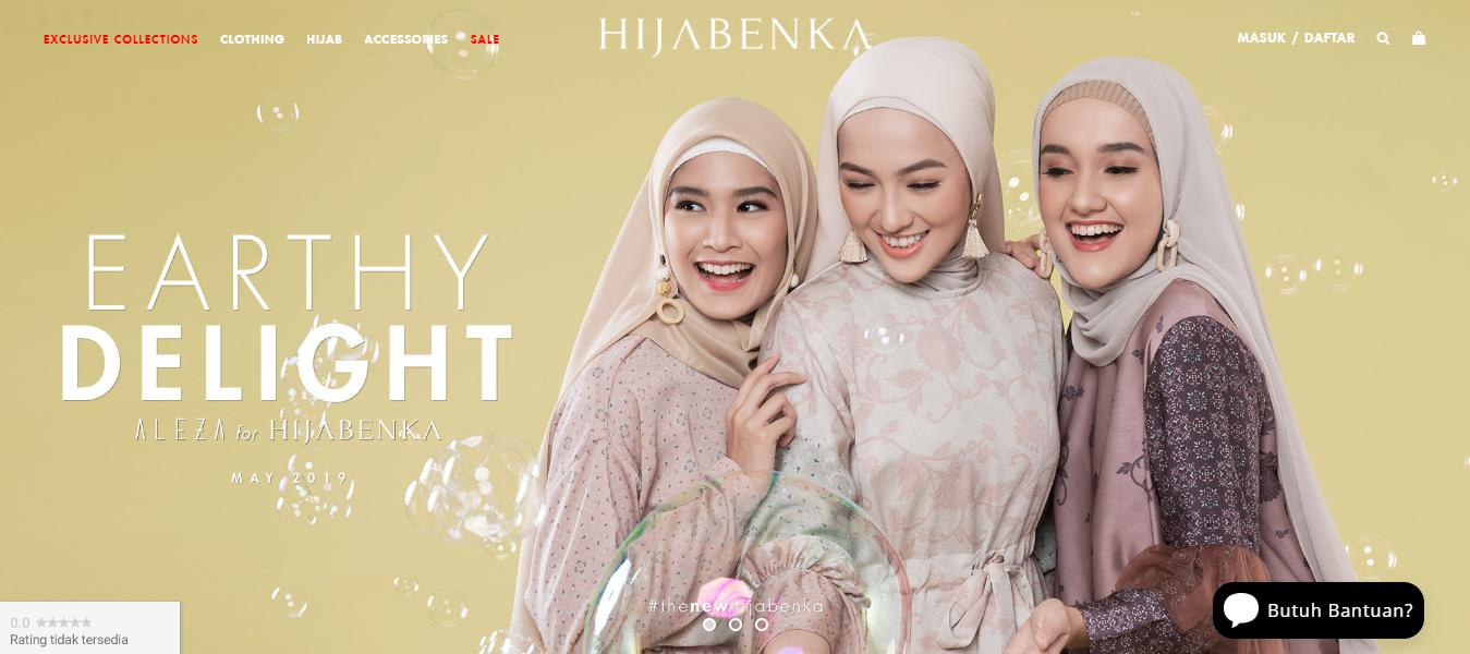 hijabenka Promo Codes